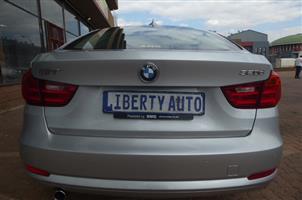 2013 BMW 3 Series 320d GT sports auto
