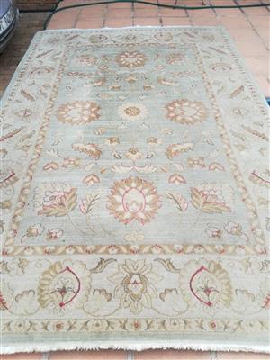 Chobi style area rug
