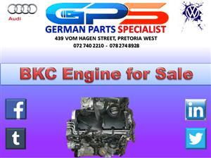 BKC Engine for Sale