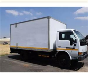 4 tone truck for hire