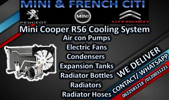 Cooling System For Mini Cooper R56