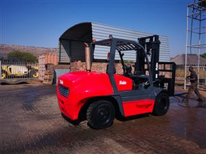 Forklift For Sale 7 Ton Tailift job-345