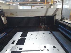 Trumpf 3030 Laser Cutter