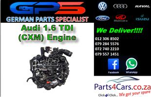 Audi 1.6 TDI (CXM) Engine for Sale