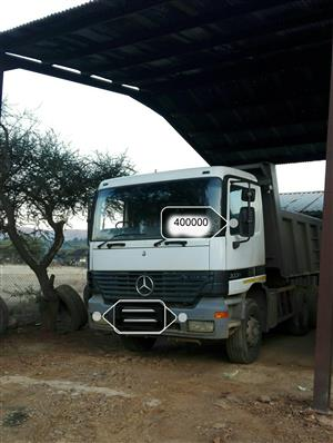 Mercedes Actros 3331 For sale