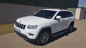 2015 Jeep Grand Cherokee 3.6L Limited