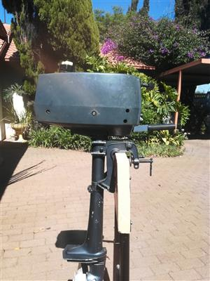 2HP Mariner Outboard