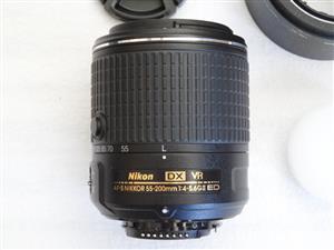 200mm lens for sale  Centurion