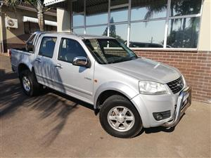 2012 GWM Steed 5 double cab STEED 5 2.0 VGT SX P/U D/C
