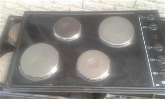 Defy 4 Plate Hob For Sale