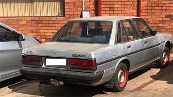 1993 Toyota Cressida
