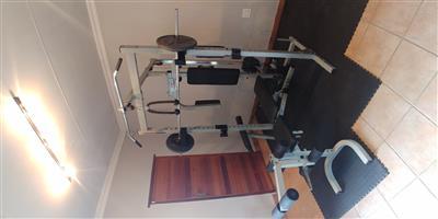 Trojan Powercage Home Gym