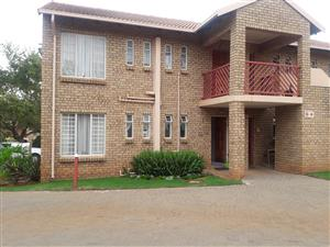 Fearie Glen Town house to Rent