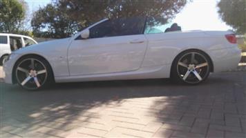 2010 BMW 3 Series 335i convertible M Sport DCT