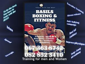 Basil Ray Boxing and Fitness Training