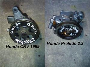 Honda power steering pumps for sale.