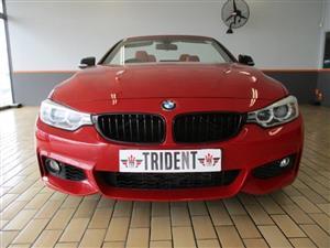 2014 BMW 4 Series 428i convertible Sport