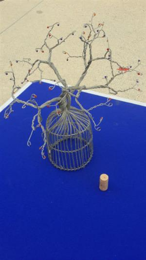 wire boabab tree