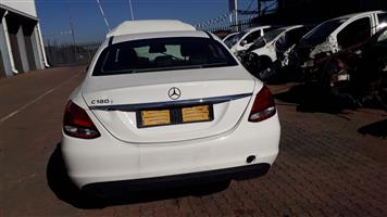 W205 C180 KOMPRESSOR 2014 MODEL SPARE PARTS FOR SALE