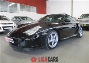 2001 Porsche 911 turbo auto