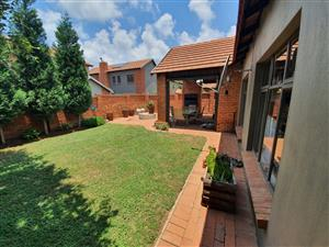 3 BEDROOM TOWNHOUSE IN EQUESTRIA