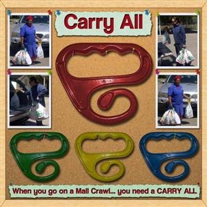 Carry All - Shopping Carry Handles