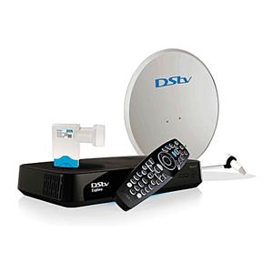 DSTV Explora 2 Decoder with Dish (Full Package)