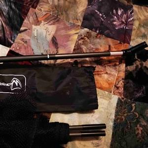 "Fox Warrior 46"" Specimen Landing Net"