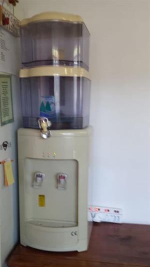Water filtreer masjien