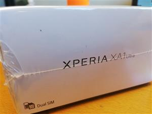 Sony XA 1 ULTRA 32G BOXED AND SEALED PHONE