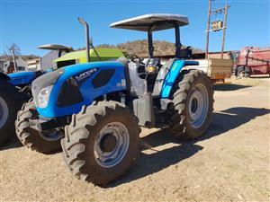 Blue Landini Landforce 125 93kW/125Hp 4x4