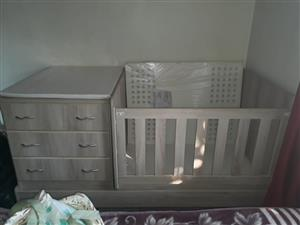 5 Set Baby/Children Cot/Room