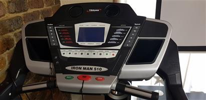 Trojan Ironman Treadmill
