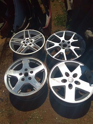 Rims For Jeep,Dodge and Chrysler