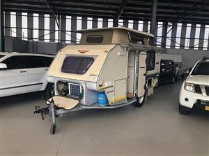 Offroad Jurgens EXPLORER caravan