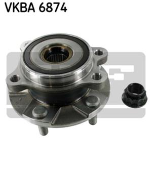 VKBA 6874 - SKF Wheel Bearing Kit - For TOYOTA.