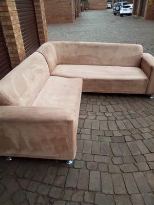 COUCH AND BED FOR SALE
