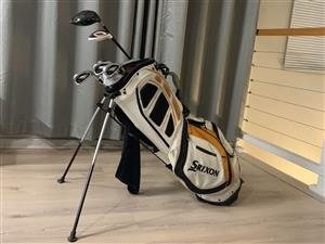 Full set Golf Clubs. Perfect for allround golf performance.