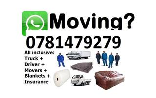 Long Distance Furniture Removals Service from & to Cape Town