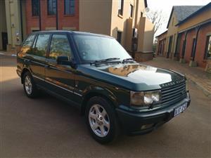 2002 Land Rover Range Rover V8 Vogue