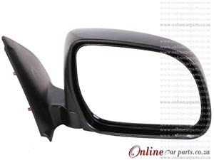 Toyota Hilux 05-15 Right Hand Side Door Mirror Without Reflectors