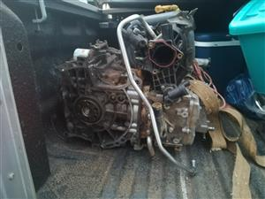 Ford focus 1.6 petrol engine for spares