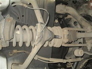 JEEP CHEROKEE 3.7 KJ 2005 SUSPENSION PARTS FOR SALE
