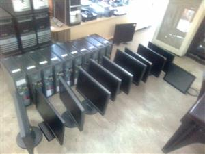 """17"""" /19"""" /20"""" /22"""" /23"""" MIX LCD/ LED MONITORS FROM R450"""