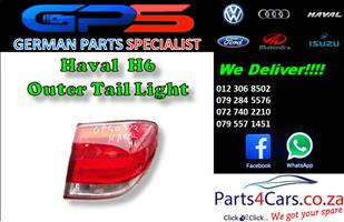 Used Haval H6 Outer Tail Light
