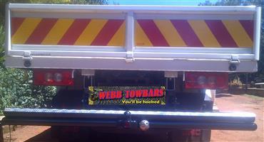Faw Truck Towbars