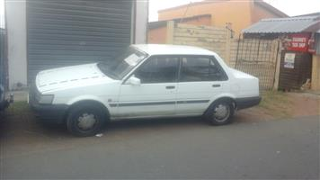1987 Toyota Wetlook for parts
