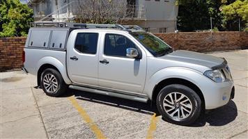 2015 Nissan Navara 2 5dCi double cab 4x4 LE auto | Junk Mail