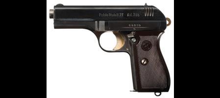 Handguns in South Africa | Junk Mail