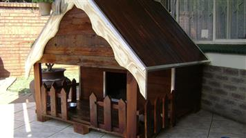 Dogs kennel for sale